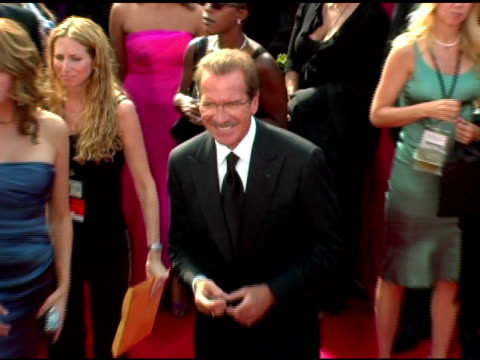 pat o'brian at the 2005 emmy awards at the shrine auditorium in los angeles, california on september 18, 2005. - shrine auditorium stock videos & royalty-free footage