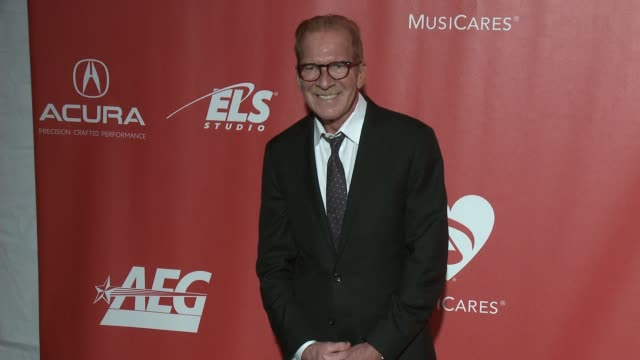 Pat O'Brien at MusiCares Person of the Year Honoring Tom Petty in Los Angeles CA
