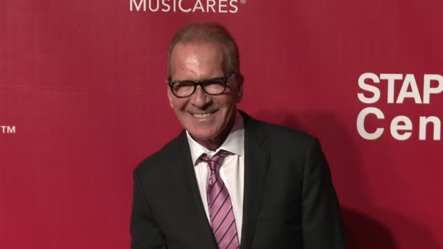 Pat O'Brien at the 2016 MusiCares Person of The Year Honoring Lionel Richie at Los Angeles Convention Center on February 13 2016 in Los Angeles...