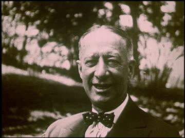 stockvideo's en b-roll-footage met pathe presents al smith and joe robinson, the democratic nominees of 1928 - 1 of 8 - 1928
