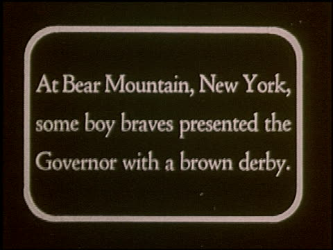 pathe presents al smith and joe robinson the democratic nominees of 1928 5 of 8 - william jennings bryan stock videos & royalty-free footage