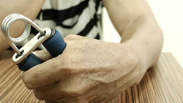 paziente esercizio aumentare il diametro della vena - rene umano video stock e b–roll