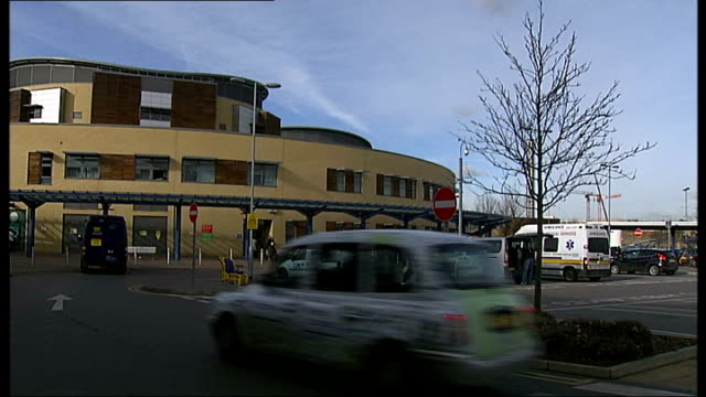 patient sues health trust over claims of lack of care; hornchurch: int anonymous interview with patient who is suing the hospital trust for lack of... - patientin stock-videos und b-roll-filmmaterial