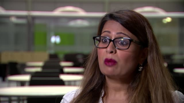 Patients forced to find new GPs as surgeries closed ENGLAND London INT Dr Farah Jameel interview SOT GV unidentified GPs surgery Close shot of...