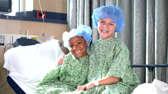 patients in children's hospital - stretcher stock videos & royalty-free footage