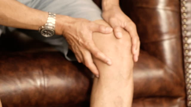 patients knee - osteoporosis stock videos & royalty-free footage