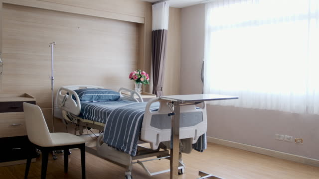 patient's room is empty, no patient - domestic room stock videos & royalty-free footage