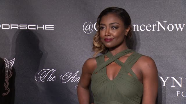 patina miller at gabrielle's angel foundation hosts angel ball 2015 at cipriani wall street on october 19 2015 in new york city - cipriani wall street stock videos & royalty-free footage