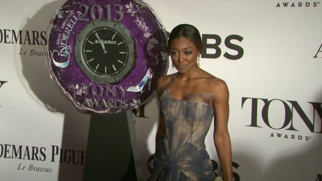 Patina Miller at The 67th Annual Tony Awards Arrivals at Radio City Music Hall on June 09 2013 in New York New York