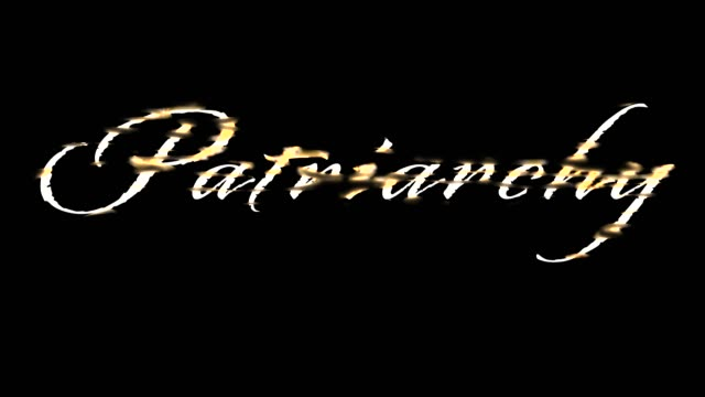 patriarchy molten gold  script - patriarchy stock videos & royalty-free footage