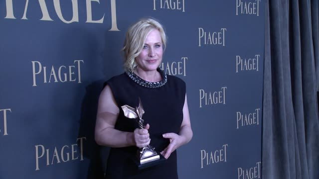 patricia arquette at piaget at the 2015 film independent spirit awards in los angeles, ca 2/21/15 - patricia arquette stock videos & royalty-free footage