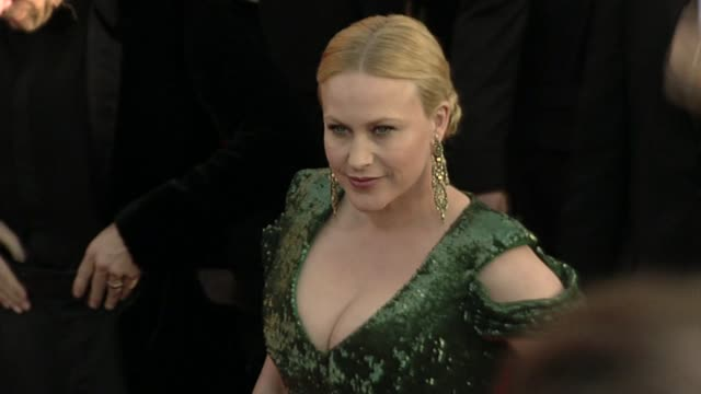 patricia arquette at the 16th annual screen actors guild awards - arrivals at los angeles ca. - patricia arquette stock videos & royalty-free footage