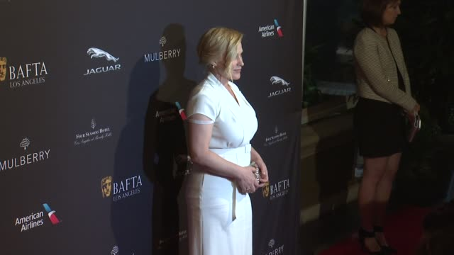 patricia arquette at the 2015 bafta los angeles tea party at the four seasons hotel on january 10, 2015 in beverly hills, california. - patricia arquette stock videos & royalty-free footage