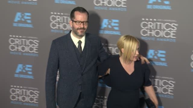 patricia arquette at the 20th annual critics' choice awards at hollywood palladium on january 15, 2015 in los angeles, california. - patricia arquette stock videos & royalty-free footage