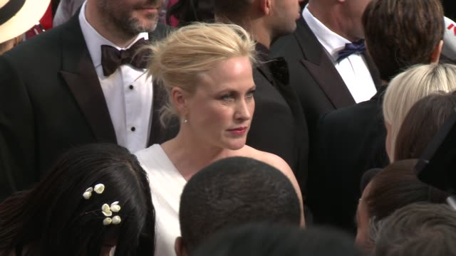 Patricia Arquette at the 87th Annual Academy Awards Arrivals at Dolby Theatre on February 22 2015 in Hollywood California