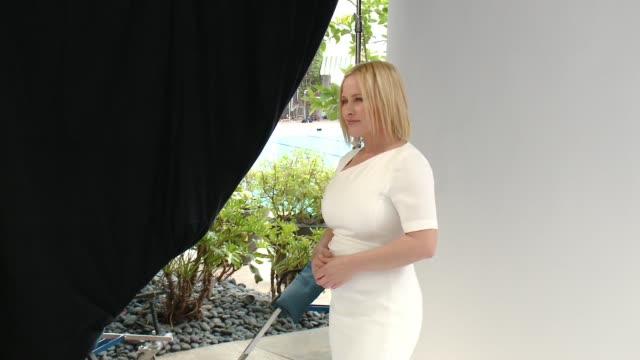 patricia arquette at the beverly hilton hotel on february 02, 2015 in beverly hills, california. - patricia arquette stock videos & royalty-free footage