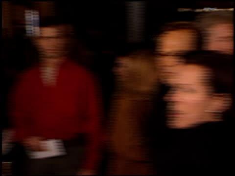 vídeos y material grabado en eventos de stock de patricia arquette at the 'jackie brown' premiere at the mann village theatre in westwood california on december 11 1997 - jackie brown película