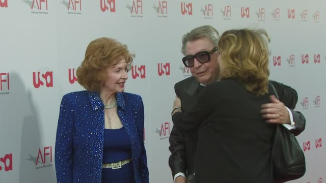 patricia barry at the warren beatty to be honored with 36th afi lifetime achievement award at los angeles ca. - warren beatty stock videos & royalty-free footage