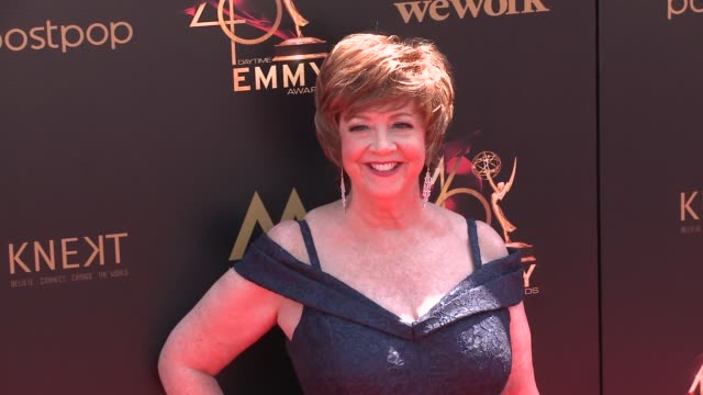 patricia bethune at the 2019 daytime emmy awards at pasadena civic center on may 05 2019 in pasadena california - daytime emmy preisverleihung stock-videos und b-roll-filmmaterial