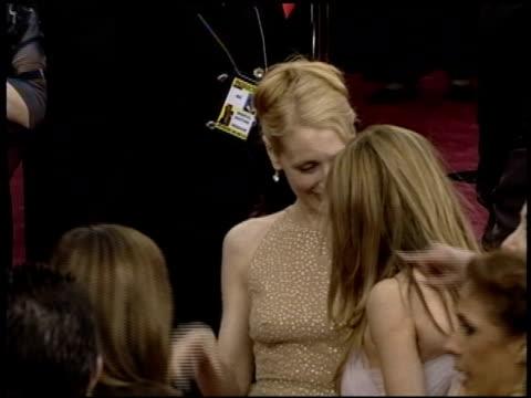 vidéos et rushes de patricia clarkson at the 2004 academy awards arrivals at the kodak theatre in hollywood, california on february 29, 2004. - 76e cérémonie des oscars