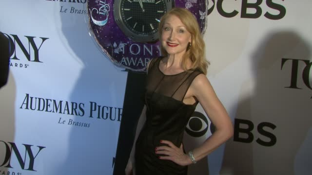 Patricia Clarkson at The 67th Annual Tony Awards Arrivals at Radio City Music Hall on June 09 2013 in New York New York