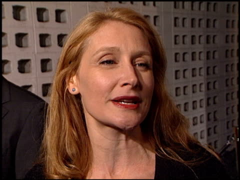 patricia clarkson at the 'collinwood' premiere at the cinerama dome at arclight cinemas in hollywood, california on september 30, 2002. - arclight cinemas hollywood stock videos & royalty-free footage