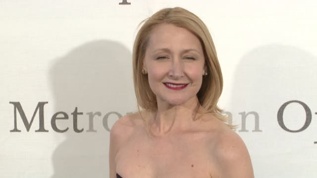 Patricia Clarkson at the The Metropolitan Opera's 125th Anniversary Gala at New York NY