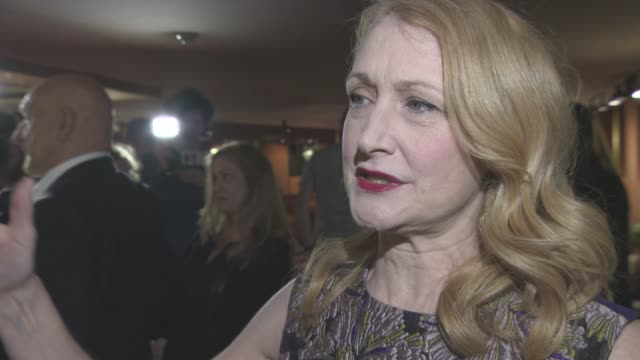 INTERVIEW Patricia Clarkson on Sir Ben Kingsley trusting her driving skills the plot acting within a car her characters struggles life ending at 30...