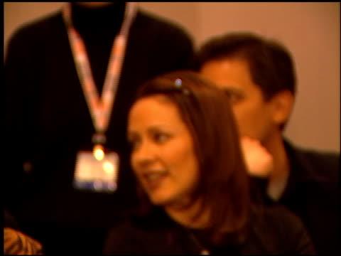 patricia heaton at the natpe 2000 on january 28, 2000. - natpe versammlung stock-videos und b-roll-filmmaterial
