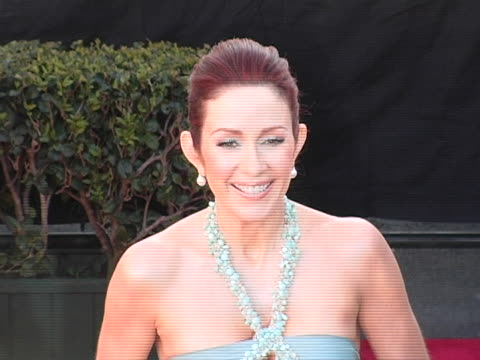 Patricia Heaton at the The 11th Annual SAG Awards Arrivals BRoll at Shrine Auditorium in Los Angeles California