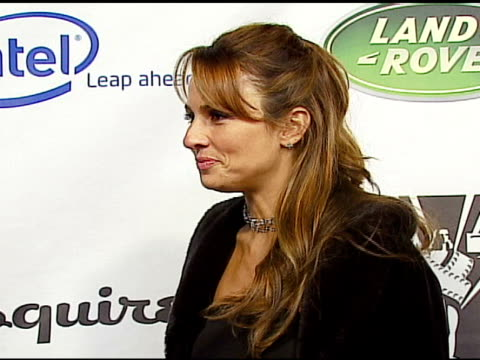 patricia kara at the hollywood entertainment museum annual awards at esquire house 360 in beverly hills california on november 30 2006 - hollywood entertainment museum stock videos & royalty-free footage