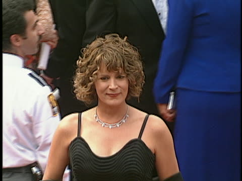 patricia richardson at the emmy awards 97 at pasadena civic auditorium. - pasadena civic auditorium stock videos & royalty-free footage