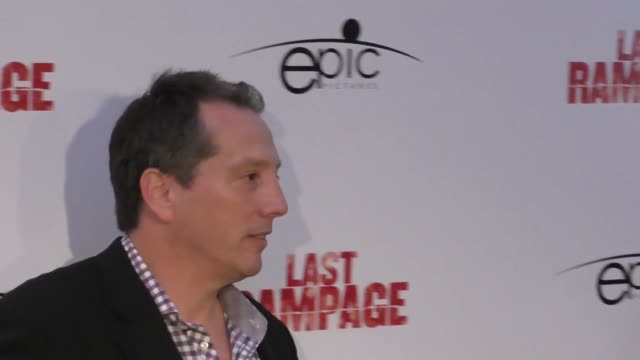 patrick ewald at the premiere of 'last rampage the escape of gary tison' from epic pictures releasing at arclight cinemas on june 23 2017 in... - arclight cinemas hollywood 個影片檔及 b 捲影像
