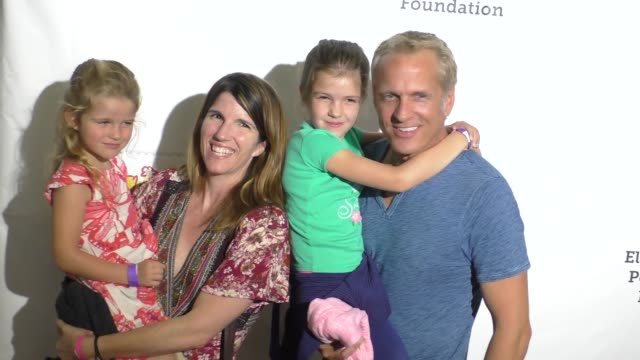 Patrick Fabian at the Elizabeth Glaser Pediatric AIDS Foundation's 27th Annual A Time For Heroes on October 23 2016 in Hollywood California