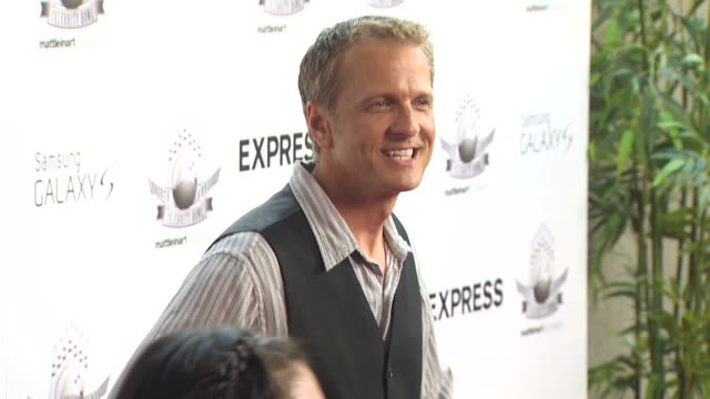 Patrick Fabian at the Matt Leinart's Fourth Annual 'Bowling With The Stars' Event at Hollywood CA