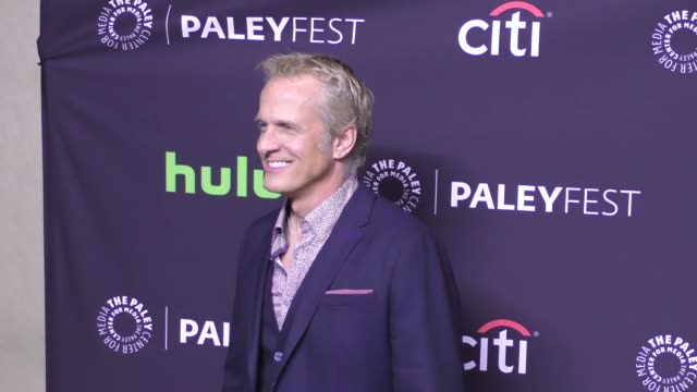 Patrick Fabian at The Paley Center for Media 'Better Call Saul' presentation at PaleyFest LA at the Dolby Theatre in Hollywood at Celebrity Sightings...