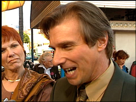 patrick read johnson at the 'dragonheart' premiere on may 28, 1996. - dragonheart stock videos & royalty-free footage