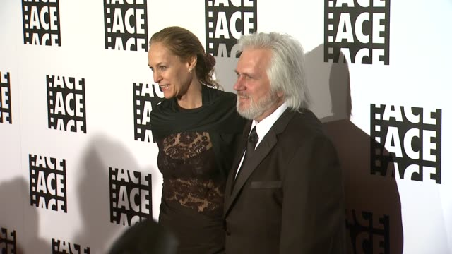 patrick sheffield at 64th annual ace eddie awards in los angeles ca - シェフィールド点の映像素材/bロール