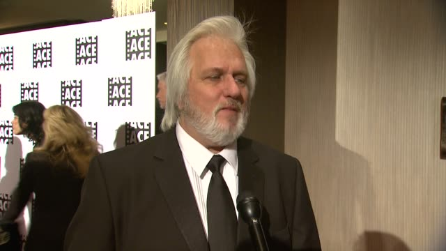 INTERVIEW Patrick Sheffield on the event at 64th Annual ACE Eddie Awards in Los Angeles CA