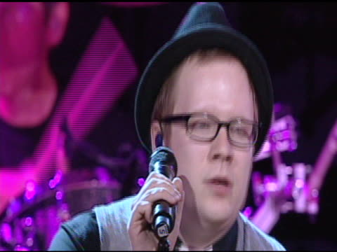 Patrick Stump at the 2008 BMI Pop Awards at Beverly Wilshire Hotel in Beverly Hills California on May 20 2008