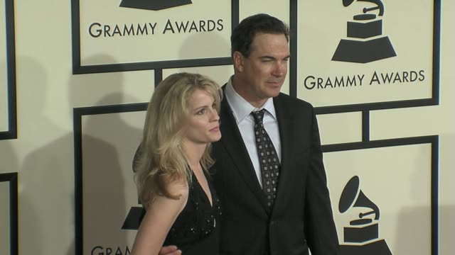 patrick warburton at the 50th annual grammy awards at los angeles california. - patrick warburton stock videos & royalty-free footage