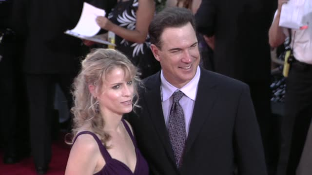 patrick warburton at the 61st annual primetime emmy awards - arrivals part 3 at los angeles ca. - patrick warburton stock videos & royalty-free footage