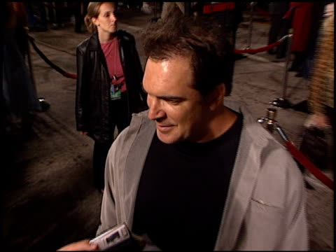 patrick warburton at the 'bandits' premiere on october 4, 2001. - patrick warburton stock videos & royalty-free footage