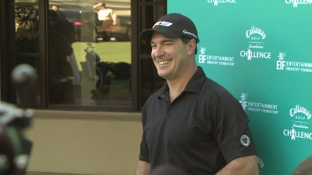 patrick warburton at the callaway golf foundation's annual pro-celebrity tournament at los angeles ca. - patrick warburton stock videos & royalty-free footage