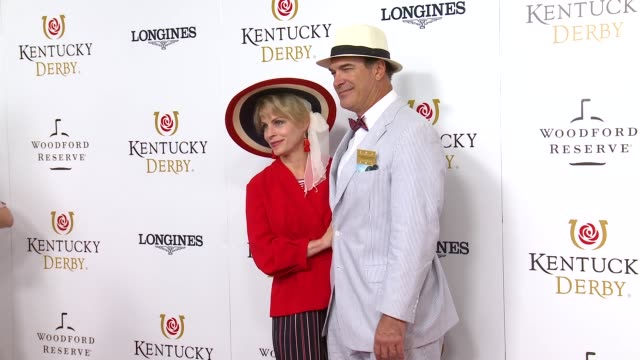 patrick warburton at the kentucky derby call sheet 145 at churchill downs on may 04, 2019 in louisville, kentucky. - patrick warburton stock videos & royalty-free footage