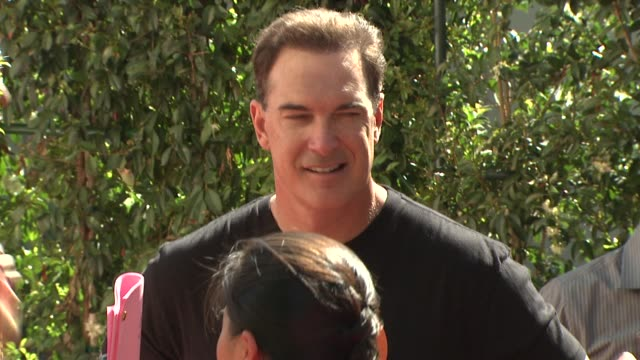 patrick warburton at the stand up to cancer at los angeles ca. - patrick warburton stock videos & royalty-free footage
