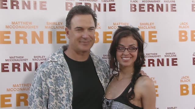 patrick warburton at the the 2011 los angeles film festival presents the opening night world premiere of 'bernie' at los angeles ca. - patrick warburton stock videos & royalty-free footage