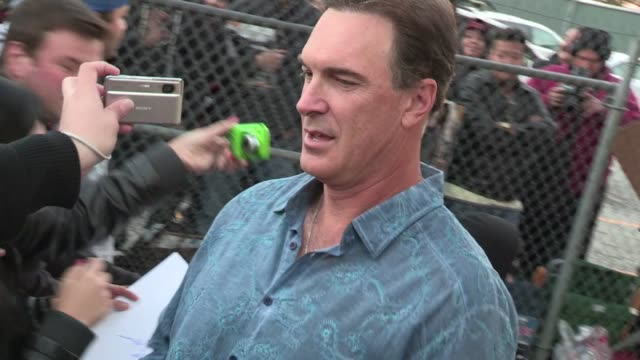 patrick warburton in hollywood 05/03/12 - patrick warburton stock videos & royalty-free footage