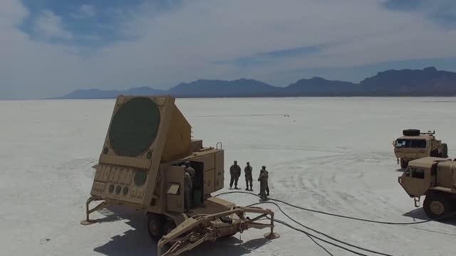 patriot missile launcher - armé bildbanksvideor och videomaterial från bakom kulisserna