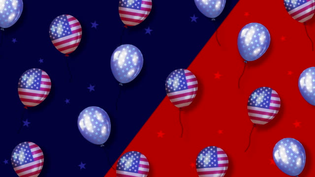 patriotic background - poster layout stock videos & royalty-free footage